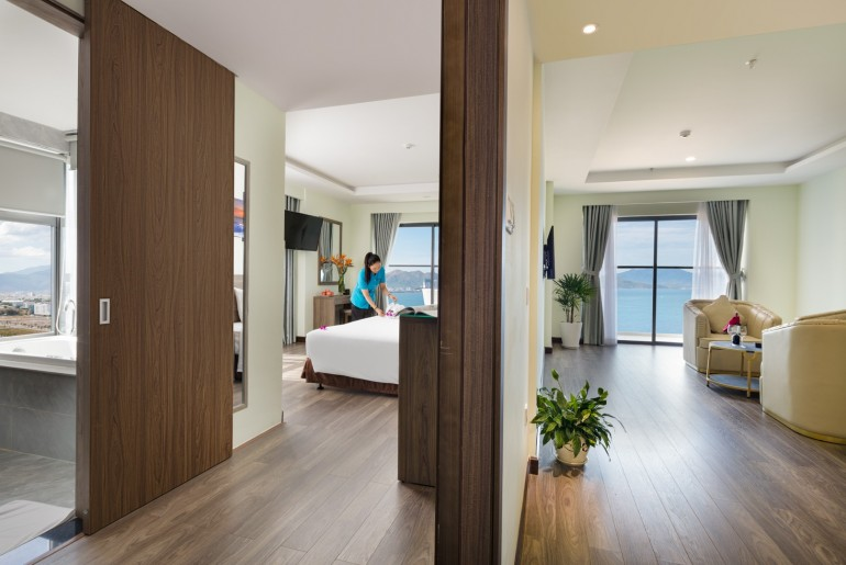 XAVIA Suite Rooms